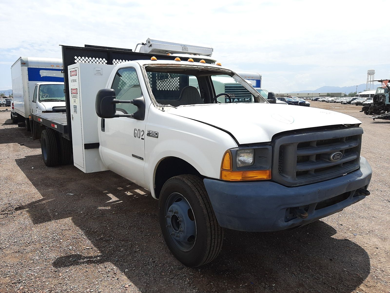 FORD F550 2000