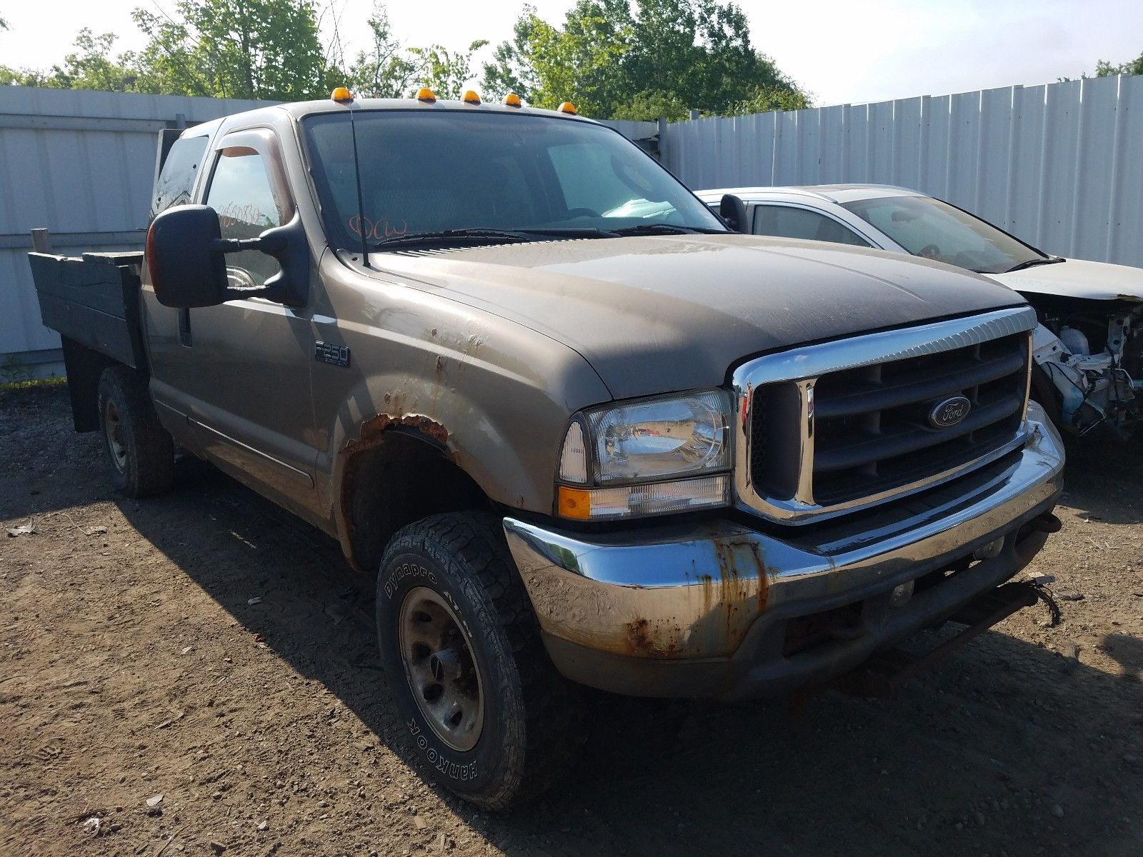 FORD F250 2003