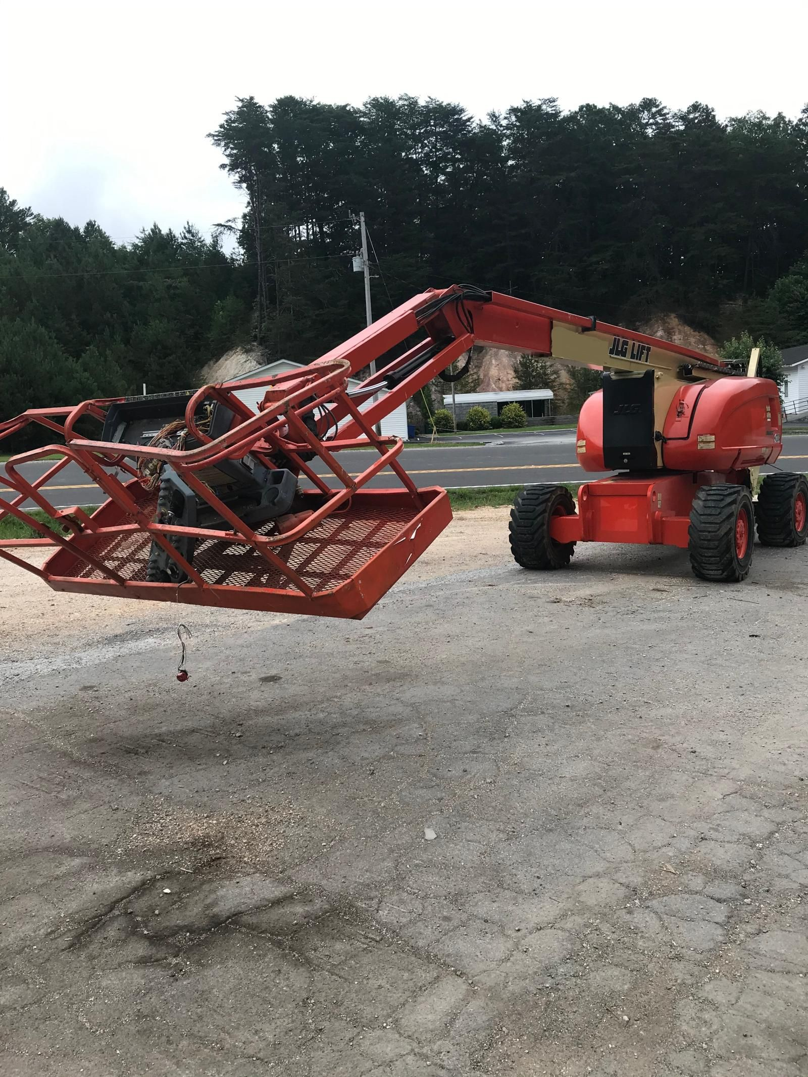 OTHER JLG 2000