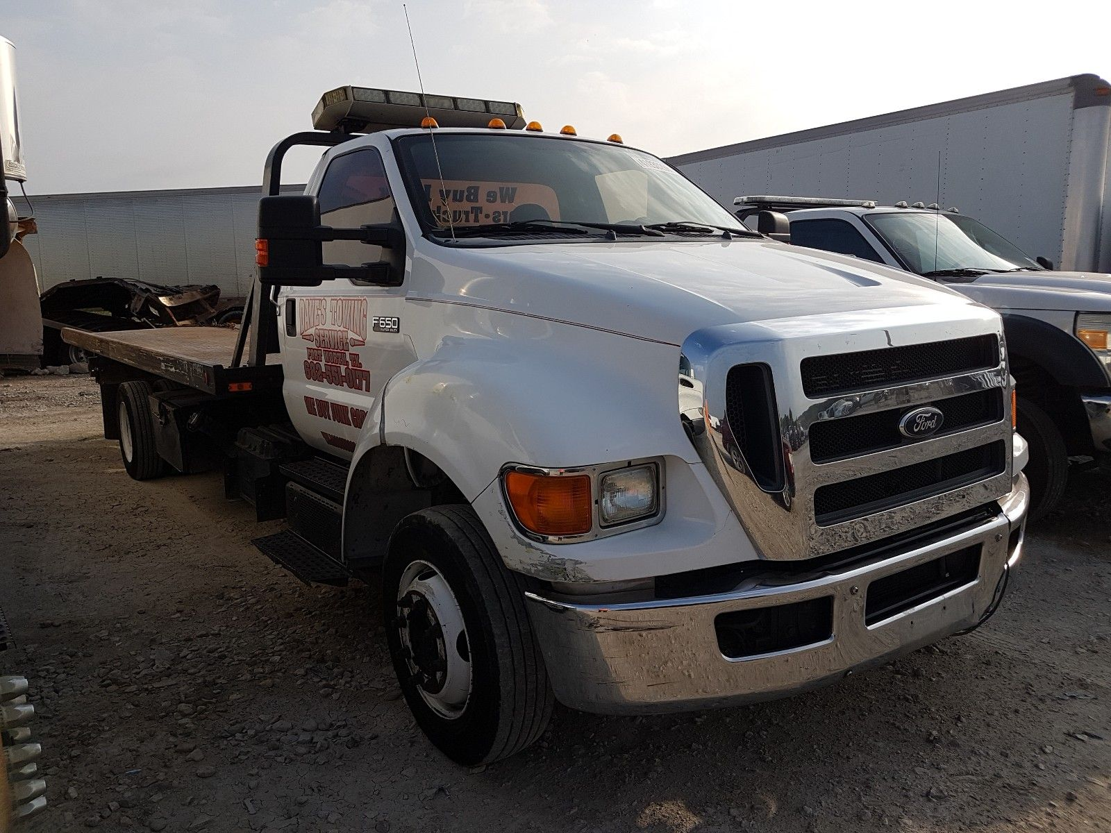 FORD F650 2012