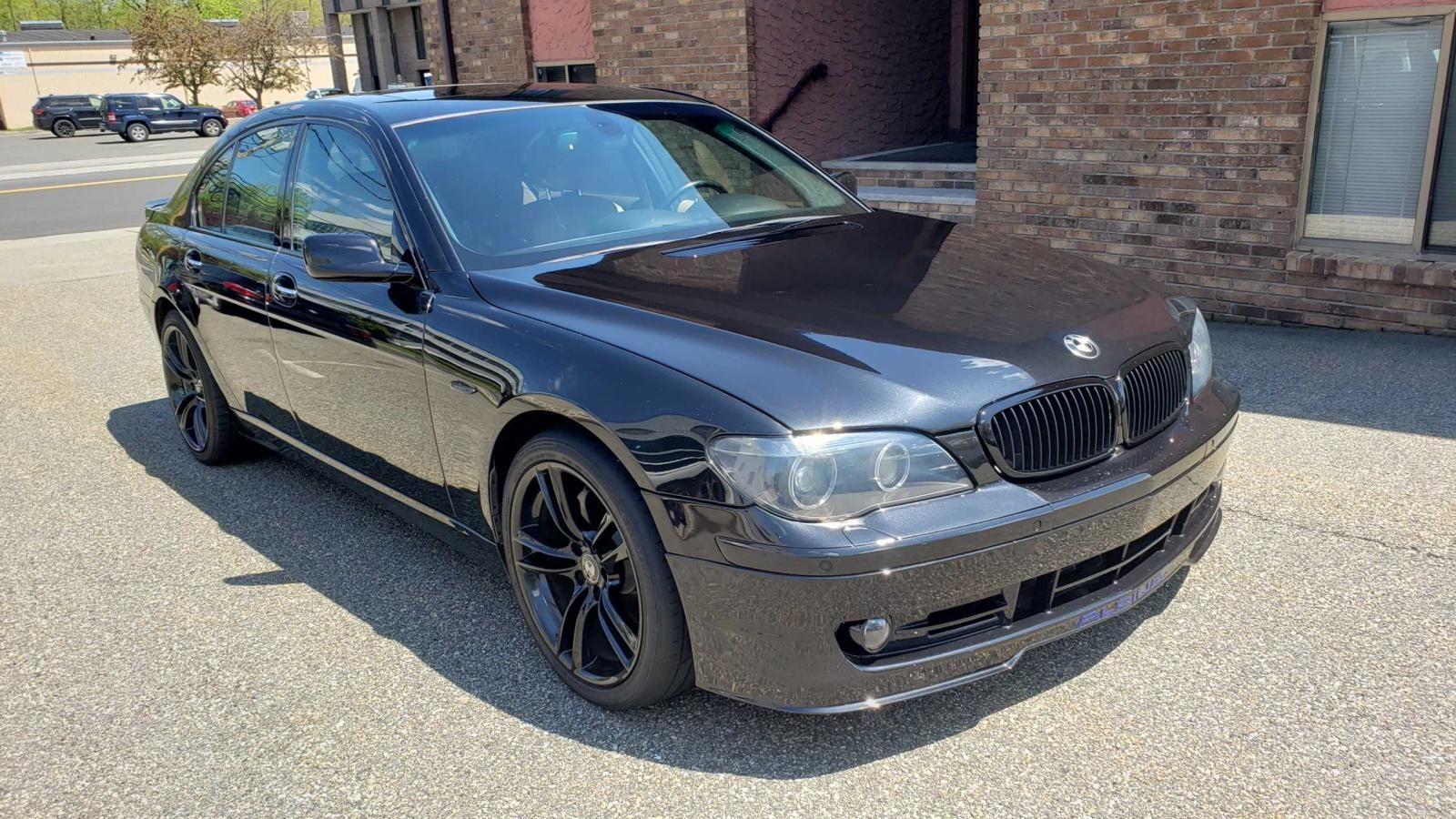 BMW ALPINA 2007