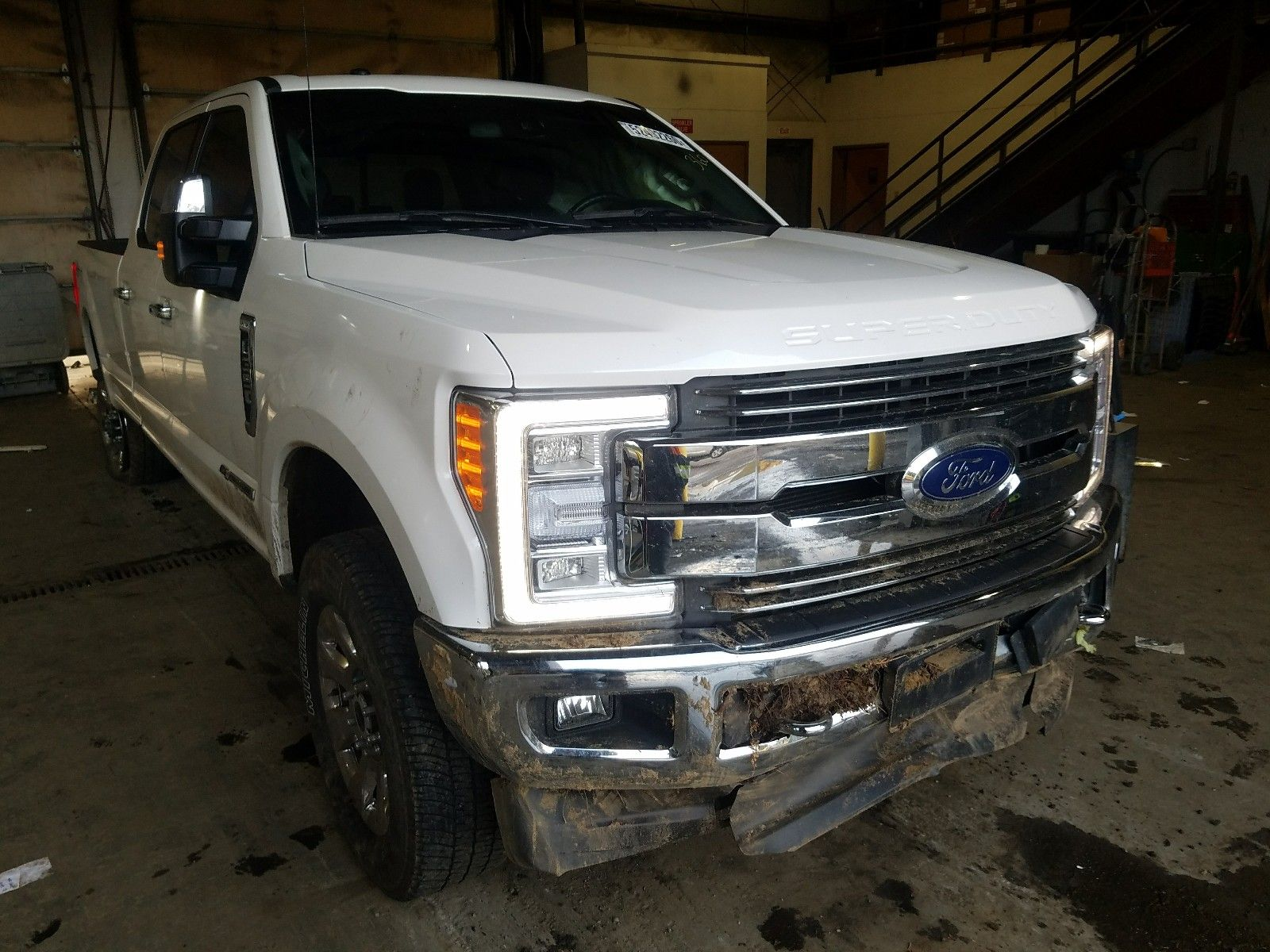 FORD F350 2018