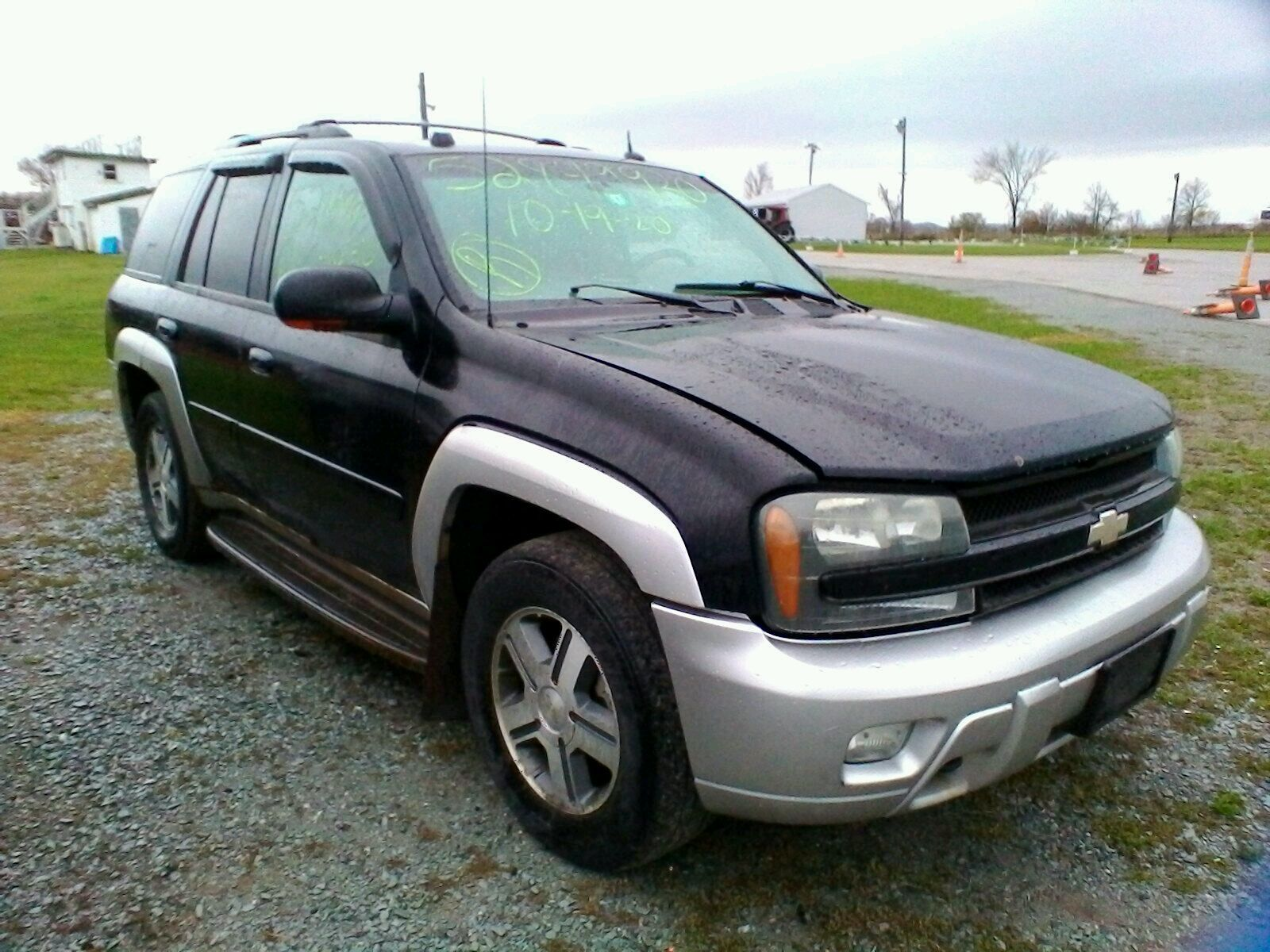 CHEVROLET TRAILBLAZE 2005